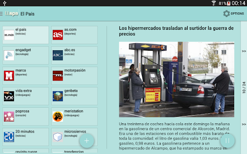 Learn Languages: Spanish- screenshot thumbnail