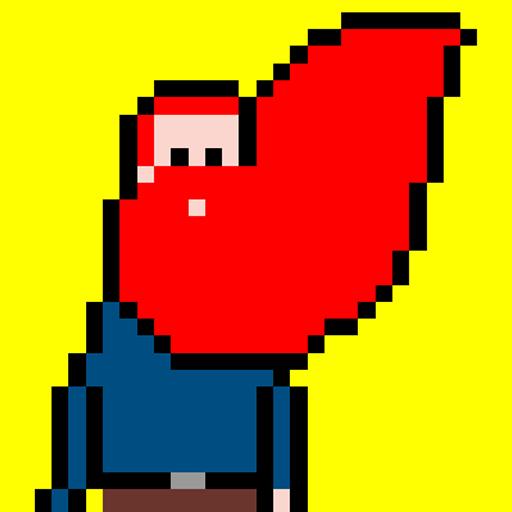 Red Beard : Beard Forever
