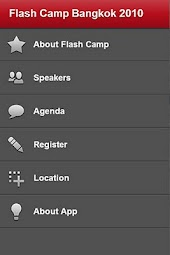 Flash Camp Bangkok for Android