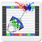 Sketchpad Escape - Brick Break icon