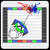 Sketchpad Escape - Brick Break