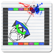 Sketchpad Escape - Brick Break