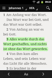 Bibel - screenshot thumbnail