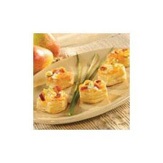 Bacon and Cheese Tartlets