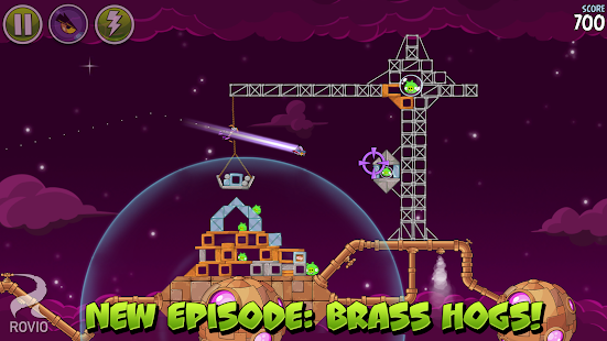 Angry Birds Space - screenshot thumbnail