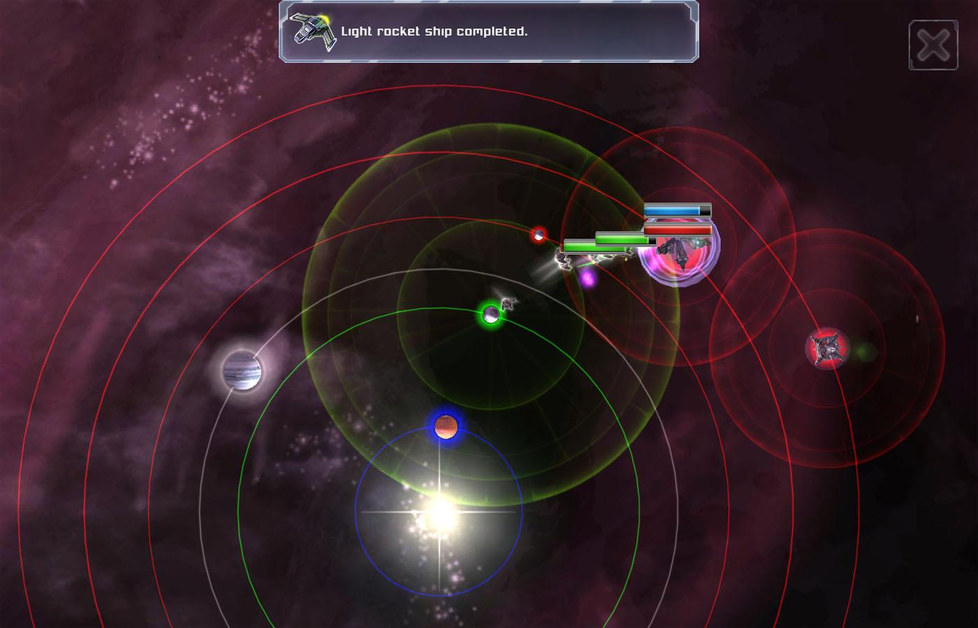 Planets Defense - screenshot