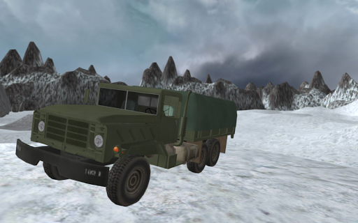 Army Driving Simulator 3D