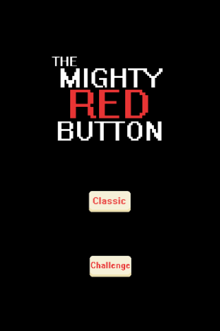The Mighty Red Button