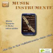 Musikinstrumente (Phone)