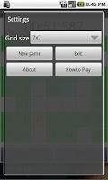 Screenshot of Perfect Square