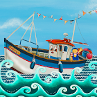 Freddi the Fishing Boat  - learn to read icon