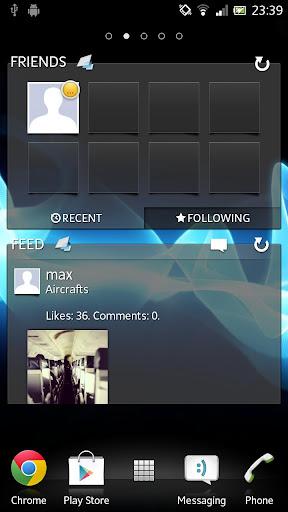 Timescape™ for Instagram™