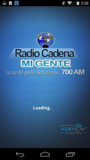 Radio Cadena Mi Gente AM 700