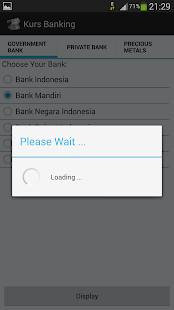 Exchange Indonesian Banking - screenshot thumbnail