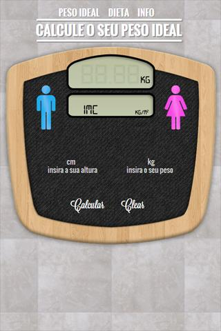 Peso Ideal + Dieta
