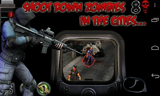 Shooting club 3: Zombies- screenshot thumbnail