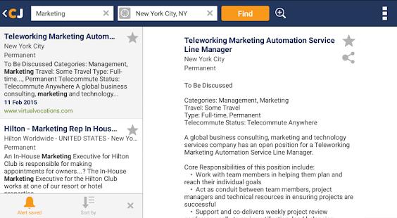 Jobs - Job Search - Careers - screenshot thumbnail