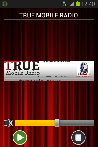 TRUE MOBILE RADIO