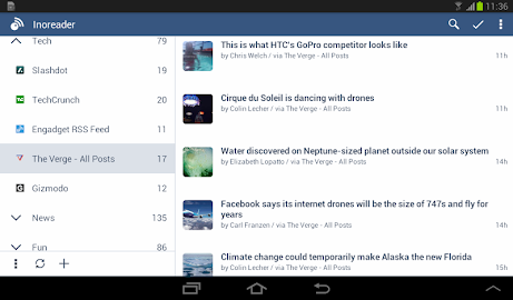 Inoreader - RSS & News Reader Screenshot 13