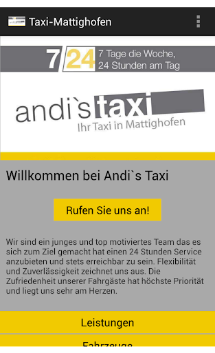 Andi´s Taxi