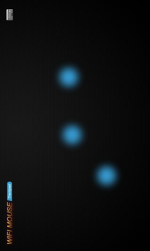 WiFi Mouse HD - screenshot