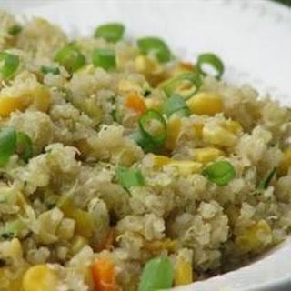Quinoa with Veggies