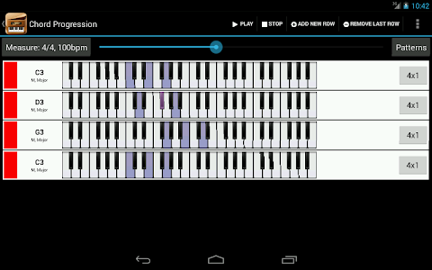 Piano Companion PRO: chords v3.23.914