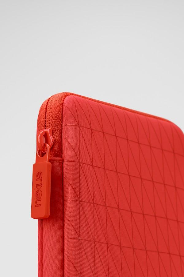 Nexus 7 Sleeve - Bright Red - screenshot