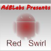 GO Locker AdBlabs Red Swirl