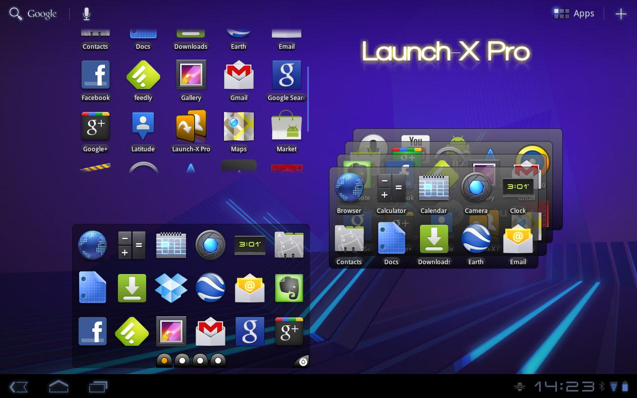 Launch-X (FREE)- screenshot