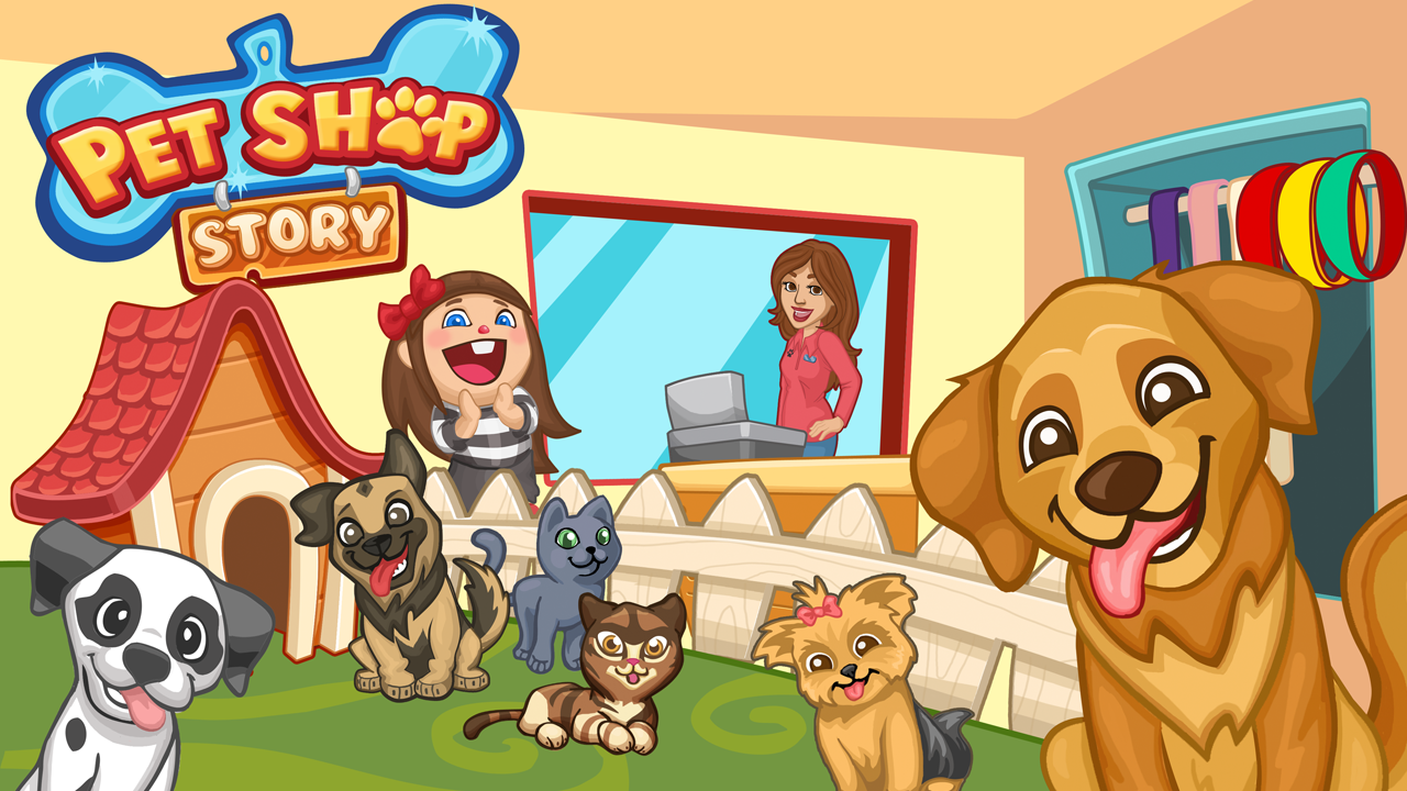 Pet Shop Story™ - Android Apps on Google Play