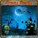 CrazyParty Super Theme GO logo