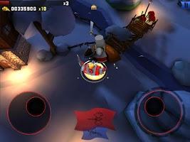 Screenshot of Knight Strike: Knightfall