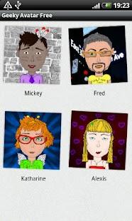 免費娛樂App|Geeky Avatar|阿達玩APP