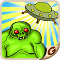 Zombies VS Aliens: RTS icon