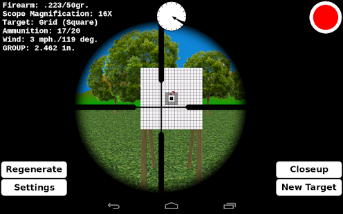 Target Shooting Practice- screenshot thumbnail