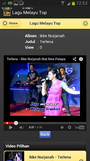 【免費媒體與影片App】Lagu Melayu Top-APP點子