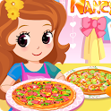 pizza cooking games icon