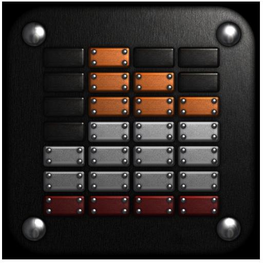 工業音樂可視化 個人化 App LOGO-APP試玩