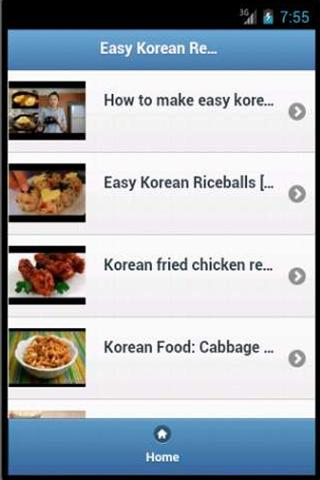 Easy Korean Recipes