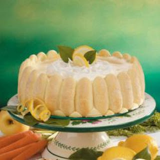 Ladyfinger Lemon Dessert Recipe