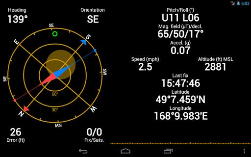 GPS Status & Toolbox PRO v5.3.111