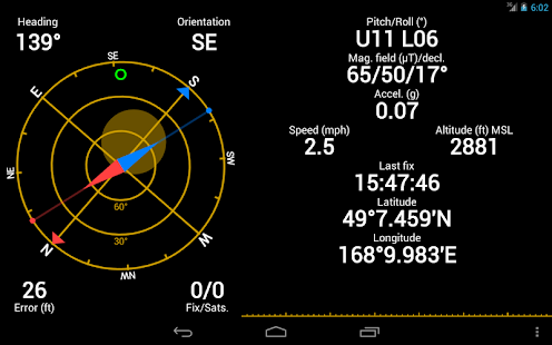 GPS Status & Toolbox- screenshot thumbnail