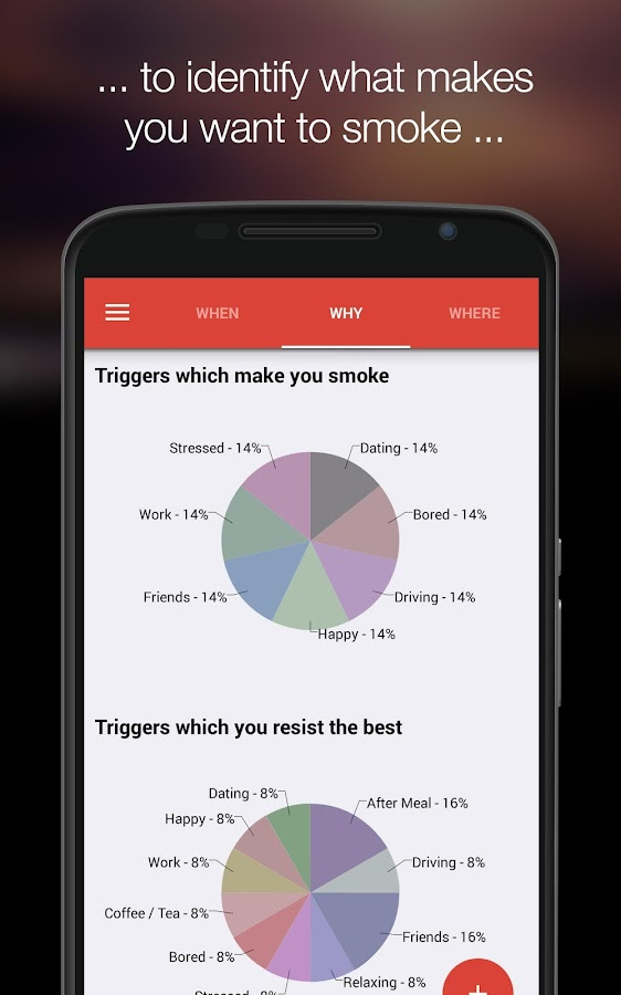 Quit Pro: stop smoking now- screenshot
