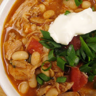 Turkey and Roasted Poblano Chili