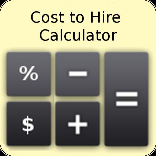 Cost to Hire Calcolator