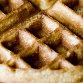 Belgian Waffle's Secret Ingredient Is Beer.