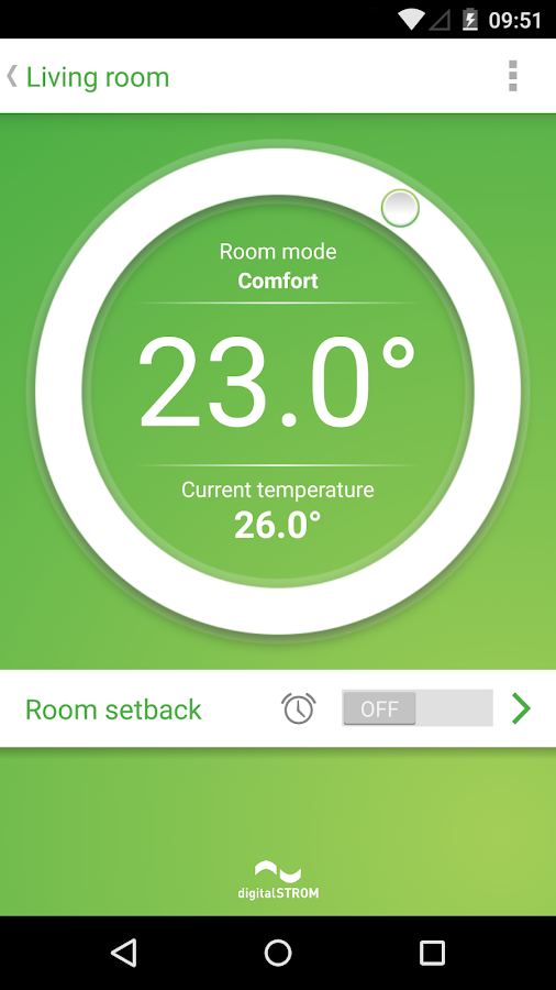 App Temperature In Room