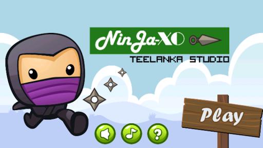 NinjaXO 忍者游戏