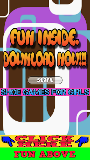 Shoes Game for Girls